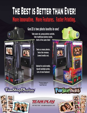 Photo booths for sale